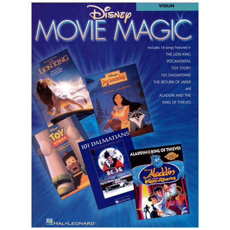 Disney Movie Magic for Violin