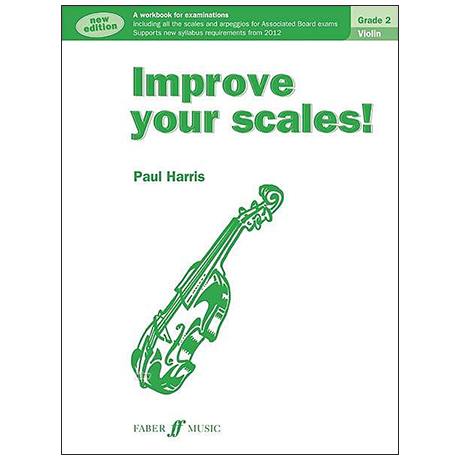 Harris: Improve your scales Grade 2
