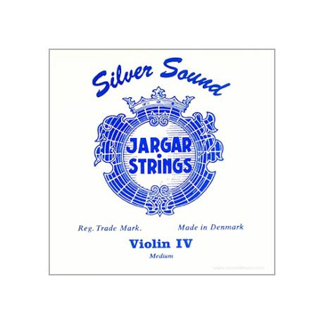 JARGAR Violinsaite G 4/4 | mittel