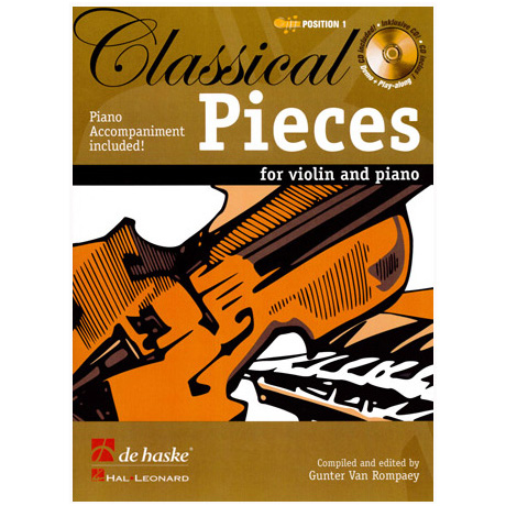 Classical Pieces (+CD)