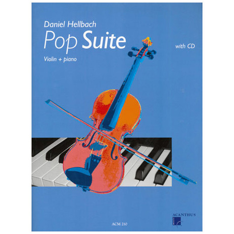 Hellbach, D.: Pop Suite