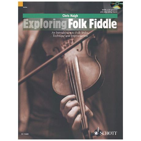 Haigh, C.: Exploring Folk Fiddle (+CD)