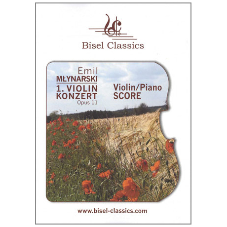 Mlynarski, E.: Violinkonzert Nr. 1 Op. 11