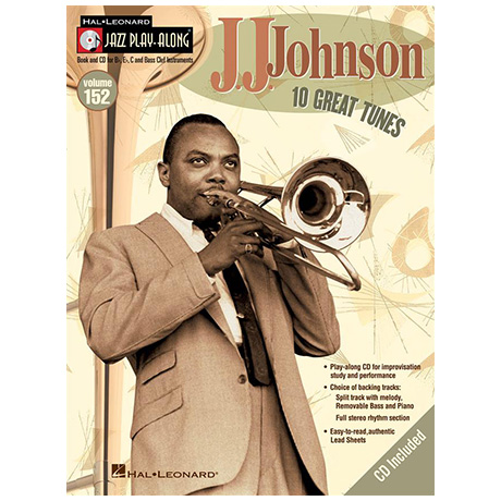 J.J. Johnson (+CD)