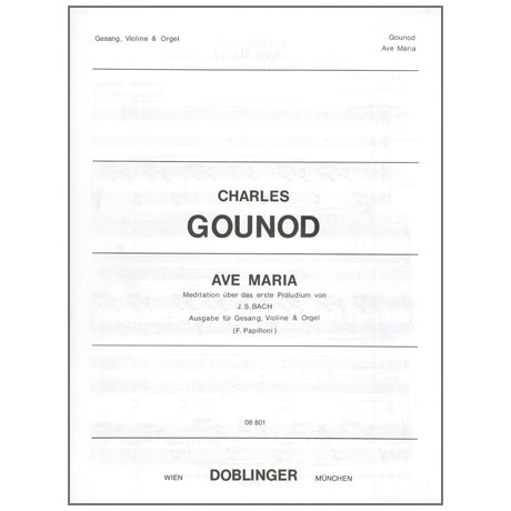 Gounod, C. F.: Ave Maria