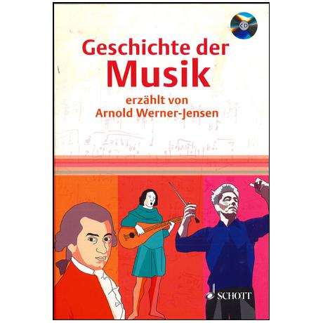 Werner-Jensen Geschichte der Musik