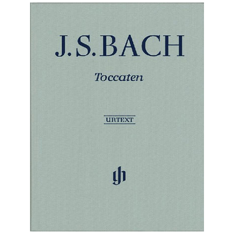 Bach, J. S.: Toccaten BWV 910-916