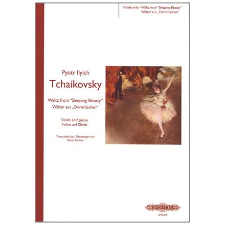 Tschaikowski, P. I.: Walzer aus »Dornröschen«