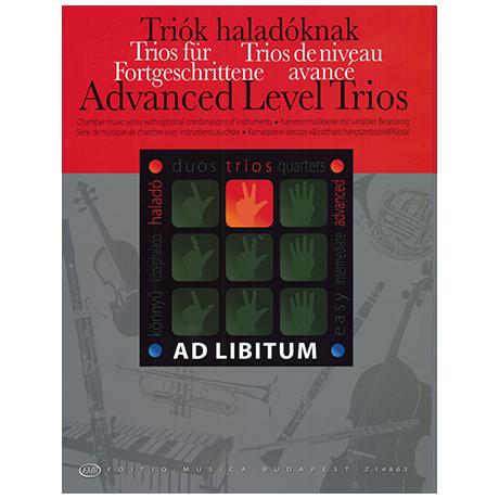 Ad libitum - Trios für Fortgeschrittene