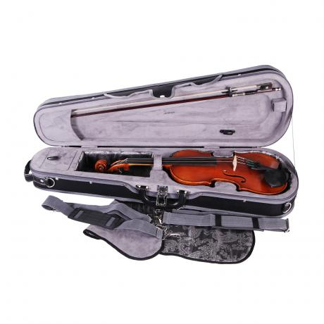 PACATO Paisley Deluxe violin case
