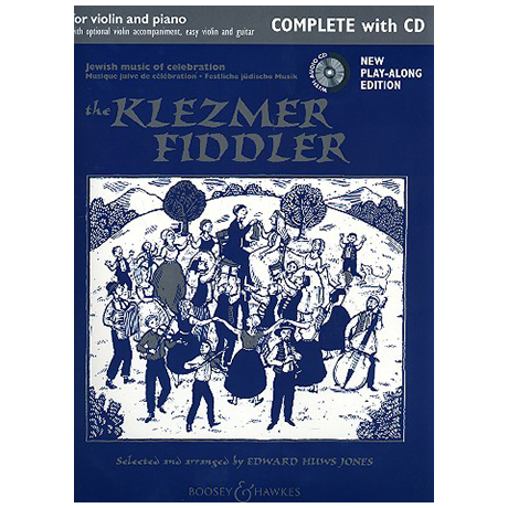 The Klezmer Fiddler Complete