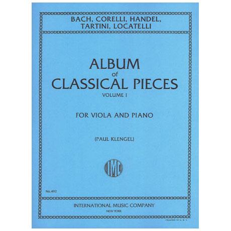 Klengel, P.: 24 Klassische Stücke Band 1