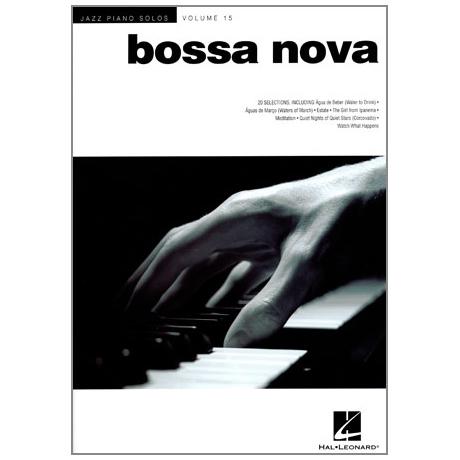 Jazz Piano Solos - Bossa Nova