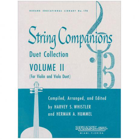 String Companions Duet Collection Band 2