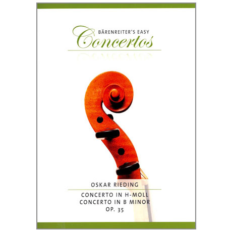 Rieding: Concerto in h-Moll op. 35