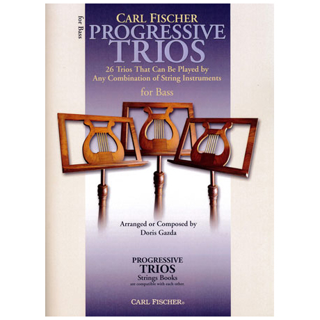 Progressive Trios for Strings – Bass