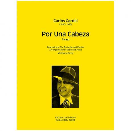 Gardel, C.: Por Una Cabeza – Tango