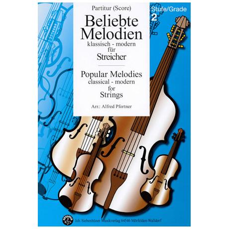 Beliebte Melodien: klassisch bis modern Band 3 – Partitur