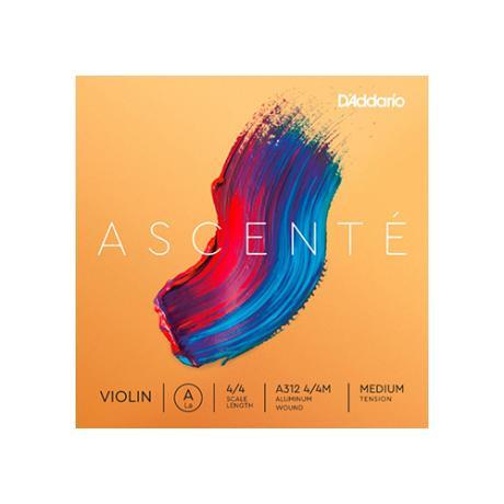 D'ADDARIO Ascenté Violinsaite A