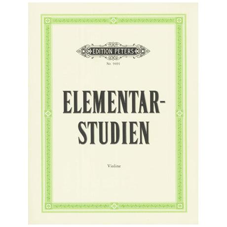 Thiemann, U.: Elementarstudien