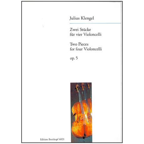 Klengel, J.: Zwei Stücke Op.5
