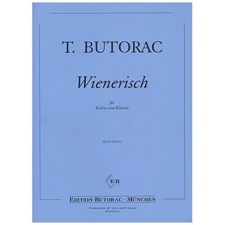 Butorac, T.: Wienerisch