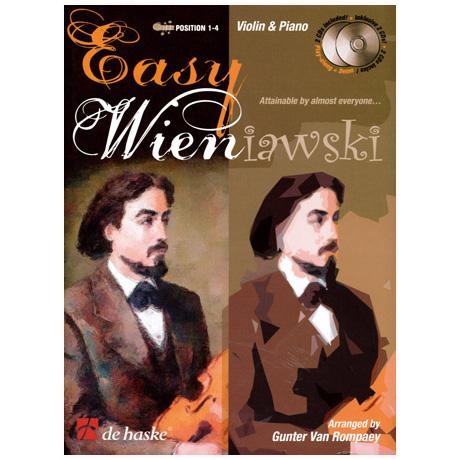 Easy Wieniawski (+ 2 CDs)