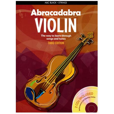 Davey, P.: Abracadabra Violin Band 1 (+ 2CDs)