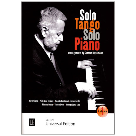 Solo Tango Solo Piano Band 1