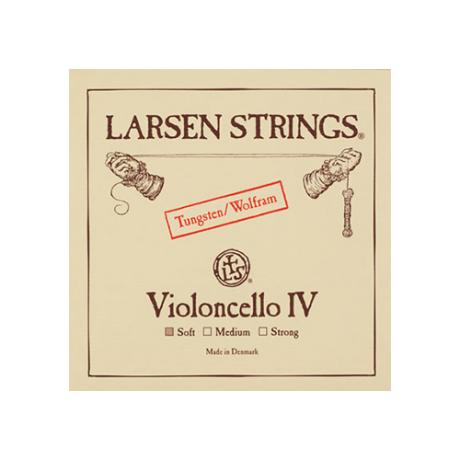 LARSEN Cellosaite C 4/4 | mittel