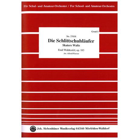 Waldteufel, E.: Die Schlittschuhläufer op.183