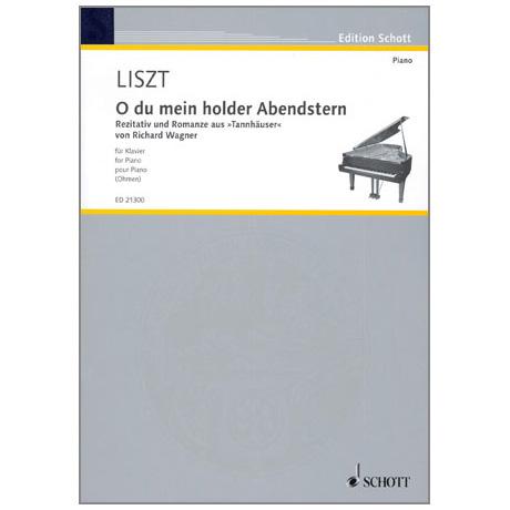 Liszt, F.: O du mein holder Abendstern