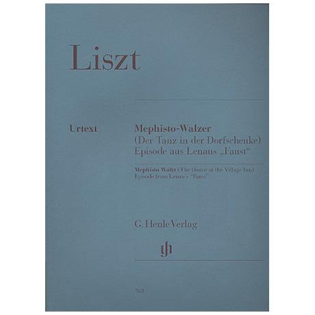 Liszt, F.: Mephisto-Walzer