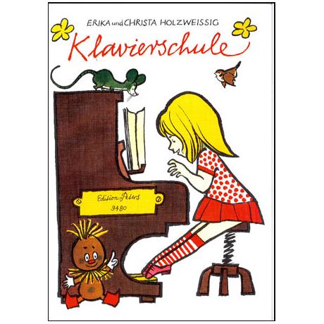 Holzweißig: Klavierschule