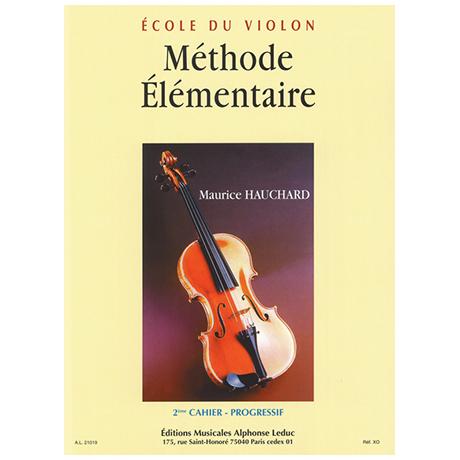 Hauchard, M.: Méthode élémentaire Band 2