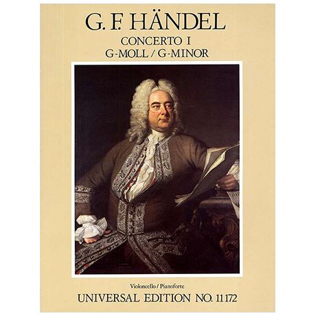 Händel, G. F.: Konzert g-Moll