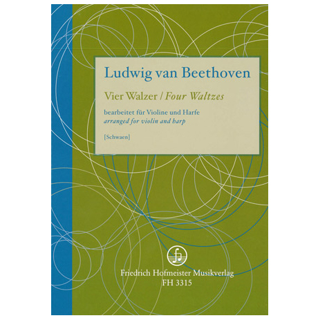 Beethoven, L. / Schwaen, K.: Vier Walzer