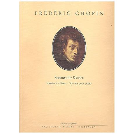 Chopin, F.: Sonaten