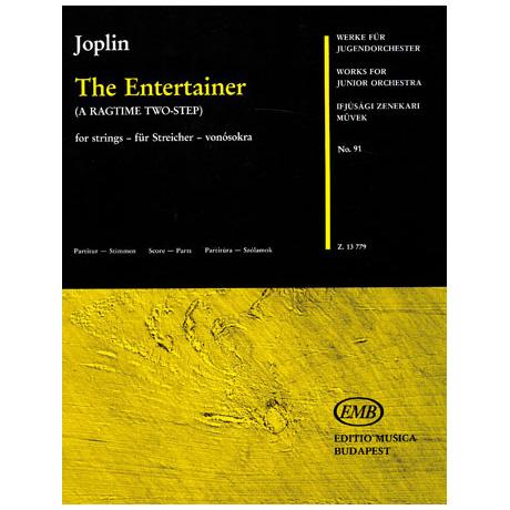 Werke für Jugendorchester - Joplin: The Entertainer