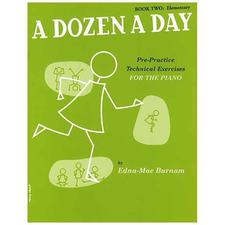 Burnam, E. M.: A Dozen A Day Book 2: Elementary