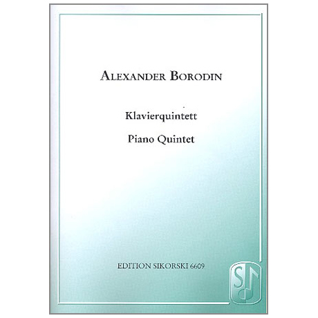 Borodin, A.: Klavierquintett (1862)