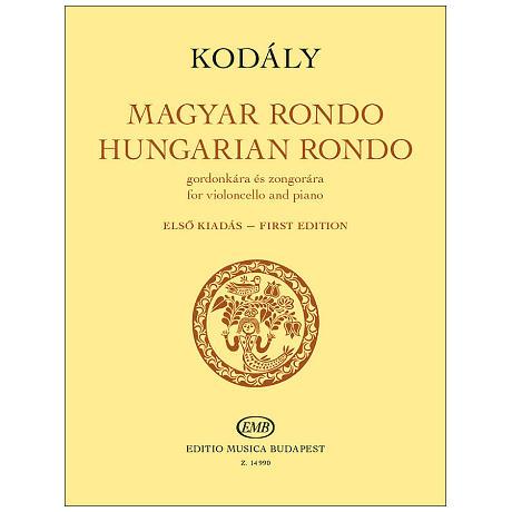 Kodály, Z.: Ungarisches Rondo – Magyar Rondo