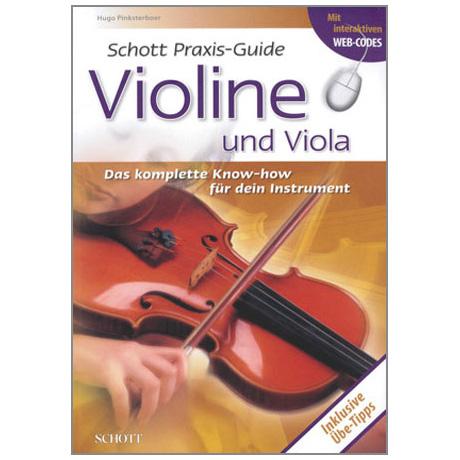 Praxis-Guide Violine und Viola