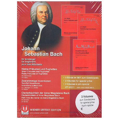 Bach, J. S.: Johann Sebastian Bach