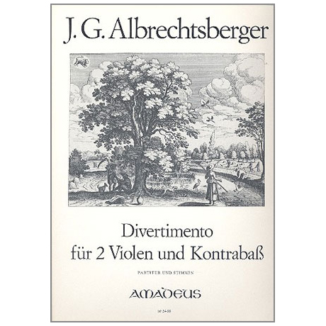 Albrechtsberger, J.G.: Divertimento D-Dur