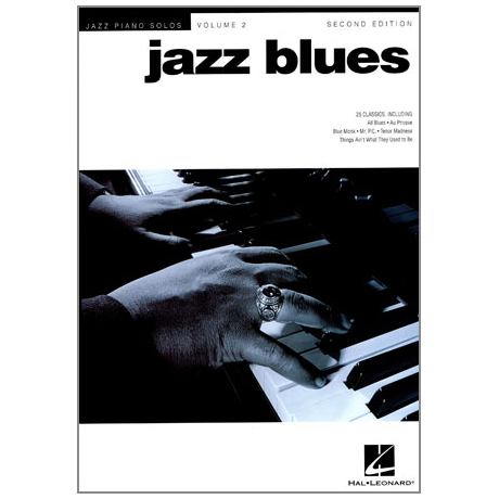 Jazz Piano Solos – Jazz Blues