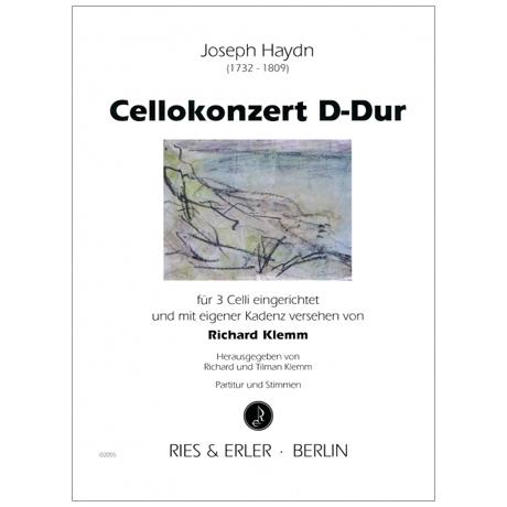 Haydn, J.: Cellokonzert D-Dur