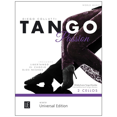 Tango Passion Cello Duets