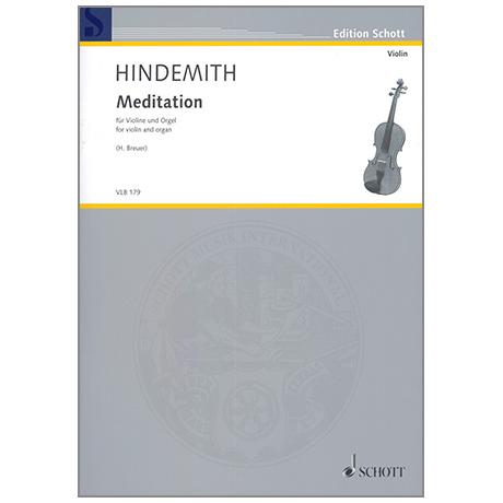 Hindemith: Meditation