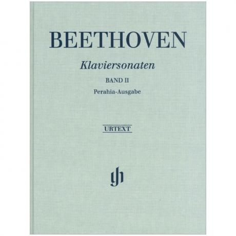 Beethoven, L. v.: Klaviersonaten Band II Op. 26-54 (Perahia)